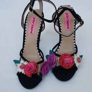 Betsy Johnson 🌸 heels